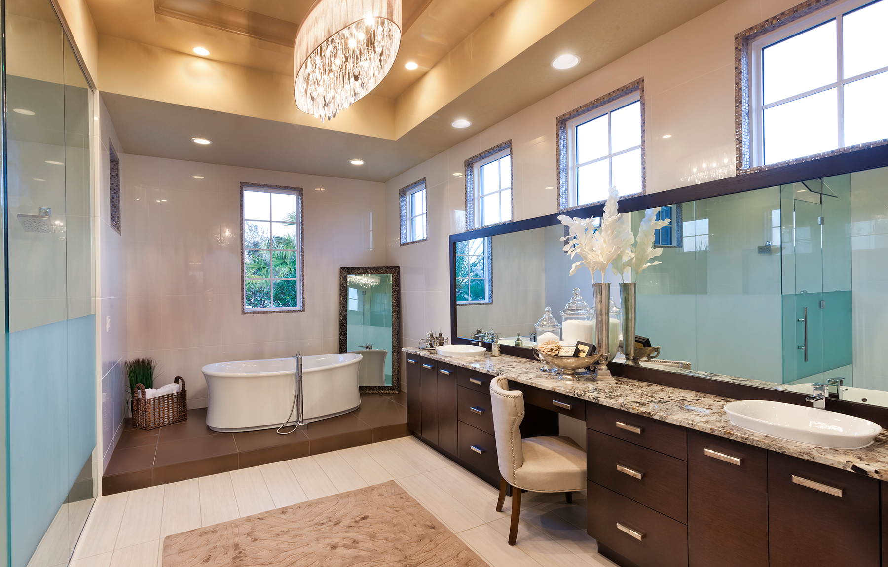 The Akarra III John Cannon Homes master bath