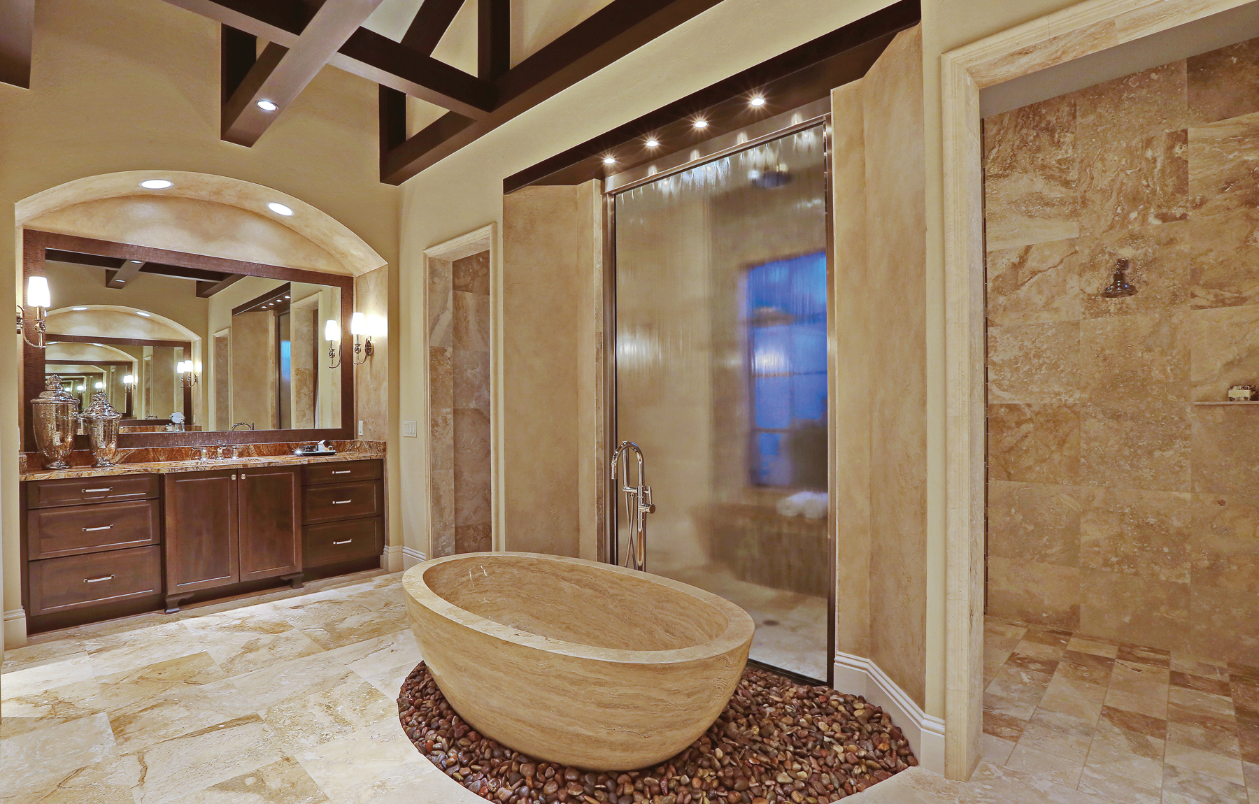 The Avianna John Cannon Homes master bath