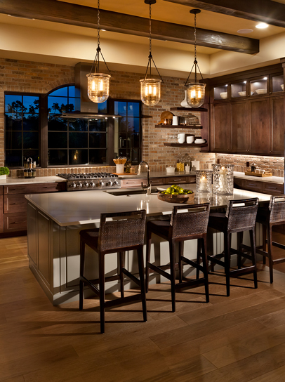 John Cannon Homes The Talia Kitchen