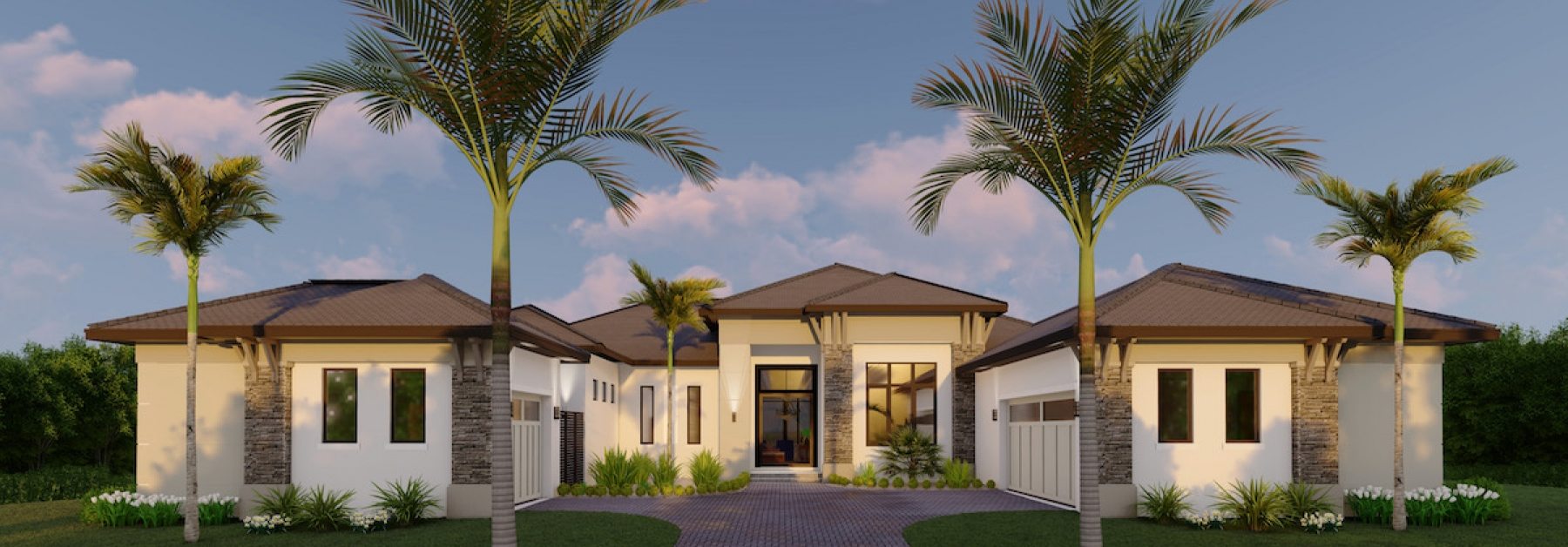 Tindarra model by John Cannon Homes