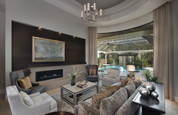 JCH Design Build Petrone Living-Room