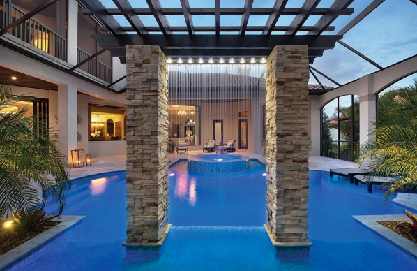 JCH Design Build Petrone Pool